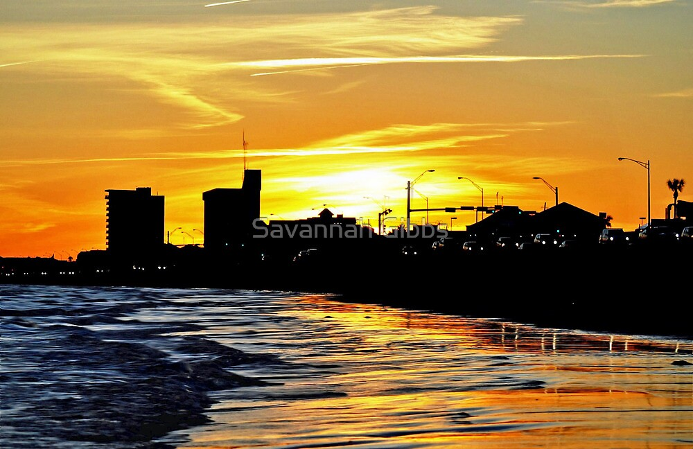 Galveston by Savannah Gibbs
