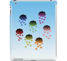Raining Shapes iPad Case/Skin