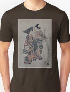 Onoe kikugorō to nakamura kiyosaburō 001 T-Shirt