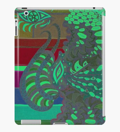 Astral Horse  iPad Case/Skin