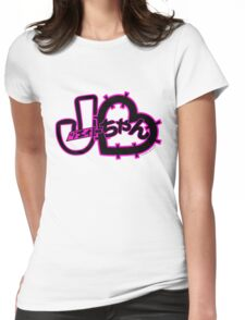 J-Chan (ジェイちゃん) Womens Fitted T-Shirt