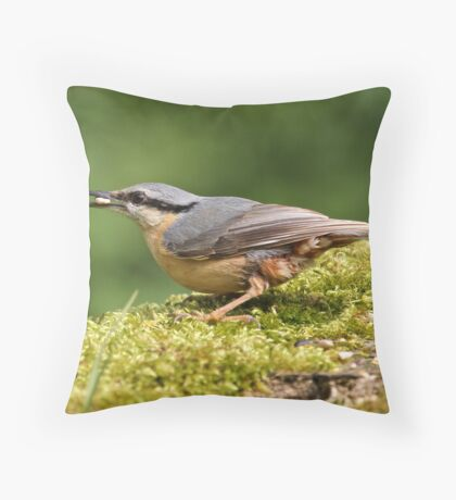That's Lunch Sorted Then Throw Pillow