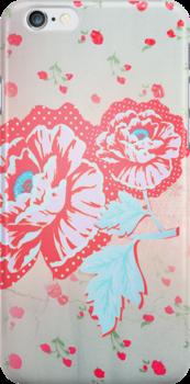 Pink Flower by Lulochi