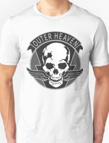 Outer Heaven Logo T-Shirt
