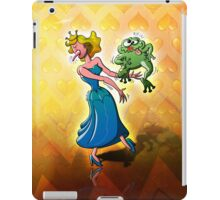 Disgusting Kiss for a Princess iPad Case/Skin