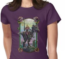 """He Just Might be in Another Castle."" Womens Fitted T-Shirt"