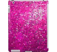 Pink Tones Glitter Texture Look 2 iPad Case/Skin
