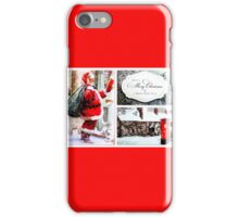 Have a Merry Christmas & a Happy New Year iPhone Case/Skin