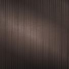 Dark Brown Metallic Design-Brushed Aluminum Look by artonwear