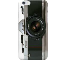 Nikon Camera Iphone Hard Case iPhone Case/Skin