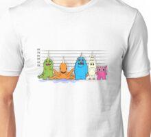 The Unicorn Suspects Unisex T-Shirt