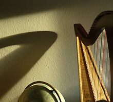 Harp around the World by Beth Stockdell