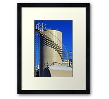 Step right up Framed Print