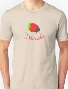 Delectables - Girls & Choco Strawberry VRS2 T-Shirt