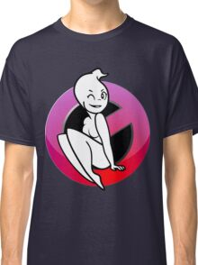 THE REAL LADY GHOSTBUSTERS - Pinup Girl 1 Classic T-Shirt