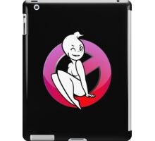 THE REAL LADY GHOSTBUSTERS - Pinup Girl 1 iPad Case/Skin