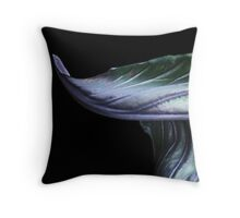 Brassica Fantastica Throw Pillow