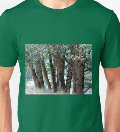 Streamside Trees Unisex T-Shirt