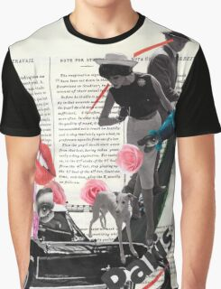 Follow me (Paris) Graphic T-Shirt