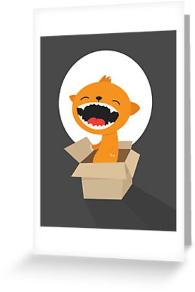 Cat Surprise by volkandalyan