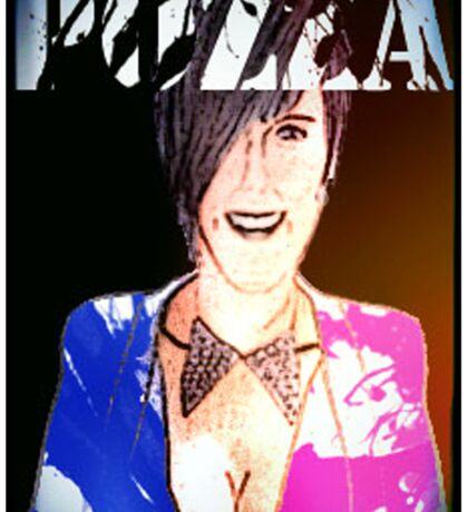Pozza T-Shirt design Sticker