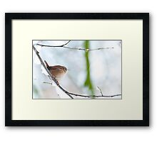 A Song To Sing. Framed Print