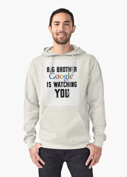 Big Brother is Watching You. by Andy Nawroski