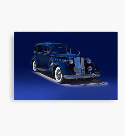 1937 Packard Formal Sedan w/o ID Canvas Print