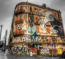 Street Art by manateevoyager