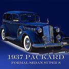 1937 Packard Formal Sedan w/ID by DaveKoontz