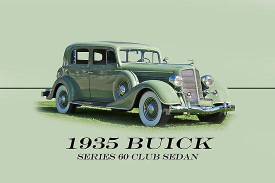 1935 Buick Series 60 Club Sedan w/ID by DaveKoontz