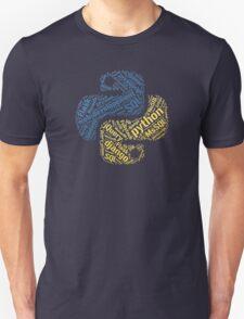 Python Programmer T-shirt & Hoodie Unisex T-Shirt