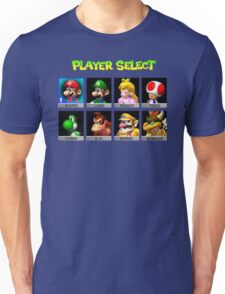 Player Select Unisex T-Shirt