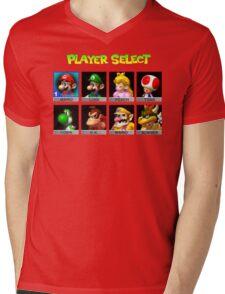 Player Select Mens V-Neck T-Shirt