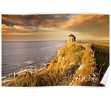 Mussenden Temple Poster