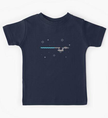Starship Nyanerprise Kids Tee