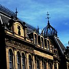 Edinburgh Skyline Chamber St by heartyart