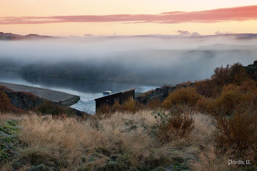 Daybreak by Þórdis B.