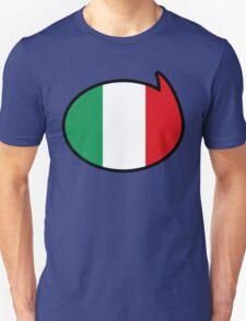 Italy Soccer / Football Fan Shirt / Sticker Unisex T-Shirt