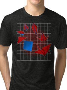 Transform and Fold Out! Tri-blend T-Shirt