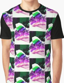 FLOURITE CRYSTALS Graphic T-Shirt