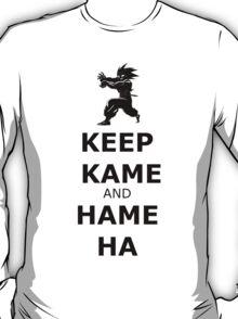 Keep Kame and Hame Ha T-Shirt