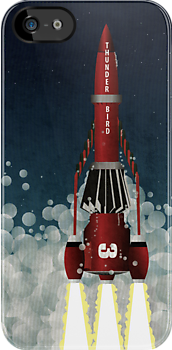 Thunderbird 3 by Wyattdesign