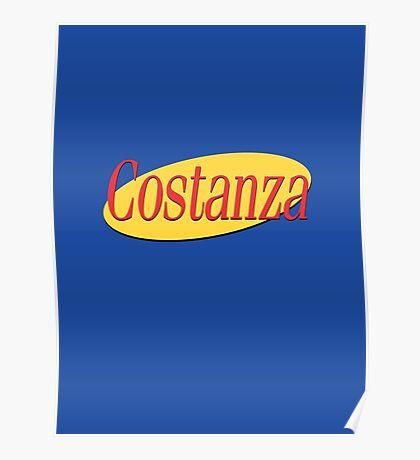 Costanza I Poster