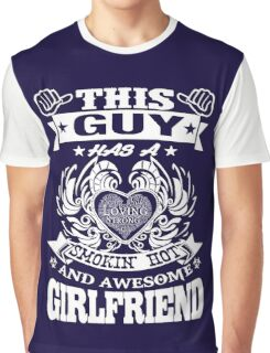 AWESOME GIRLFRIEND Graphic T-Shirt