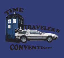 Time Traveler's Convention! by nichal4394
