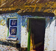 Ballinderry Forge Cottage, Cultra, County Down. by Laura Butler