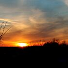 Colorful Sunset by JustinH22