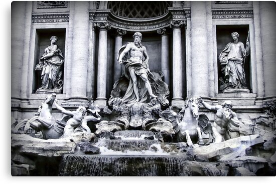 Three Coins In The Fountain by jules572