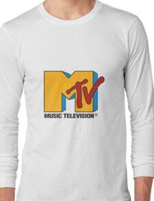 MTV Long Sleeve T-Shirt